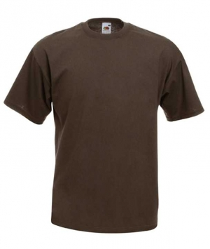 Футболка Valueweight T - шоколадный