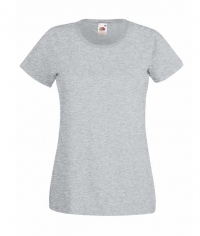 Футболка Lady-Fit Valueweight T - серо-лиловый